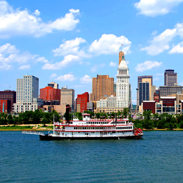 cincinnati riverboats