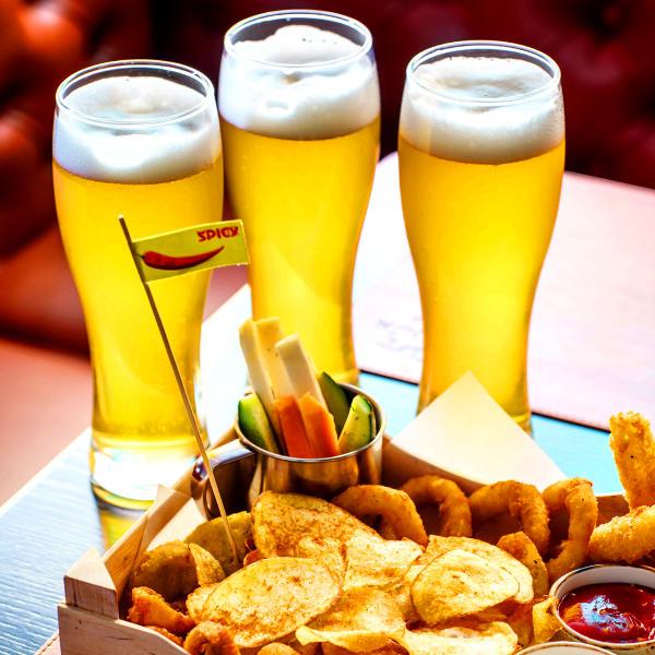cincinnati food and beer