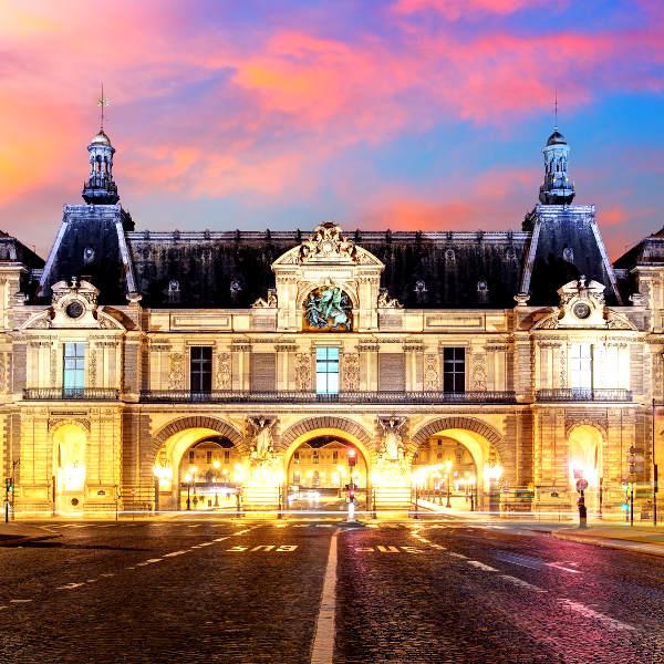 paris arts and culture