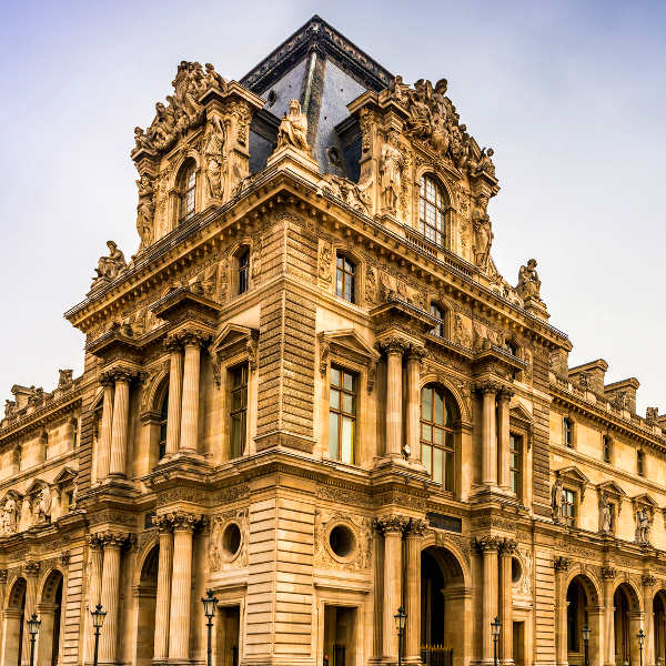 paris magnificent architecture