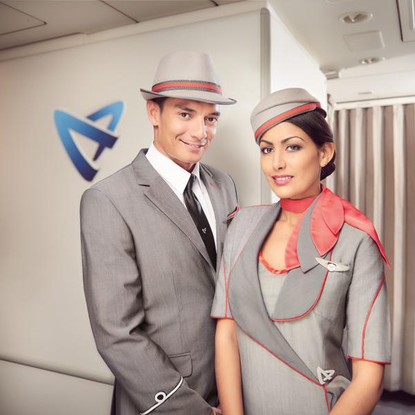 Air austral hospitality
