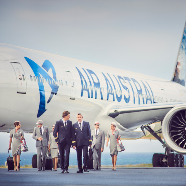 Air austral quality security