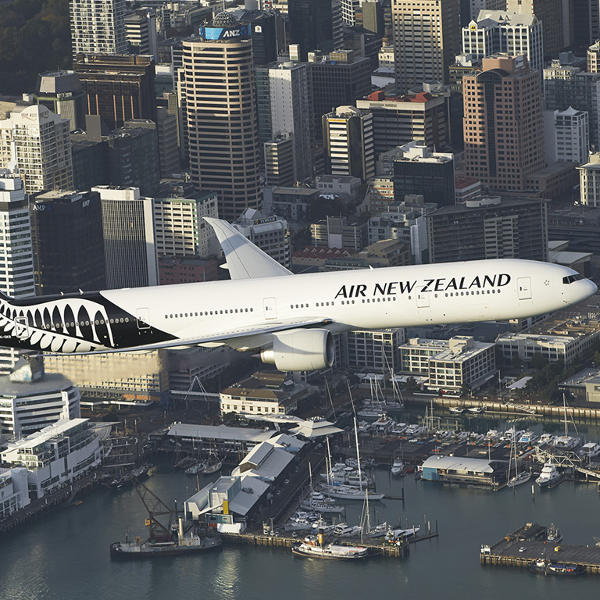 Air new zealand aviation
