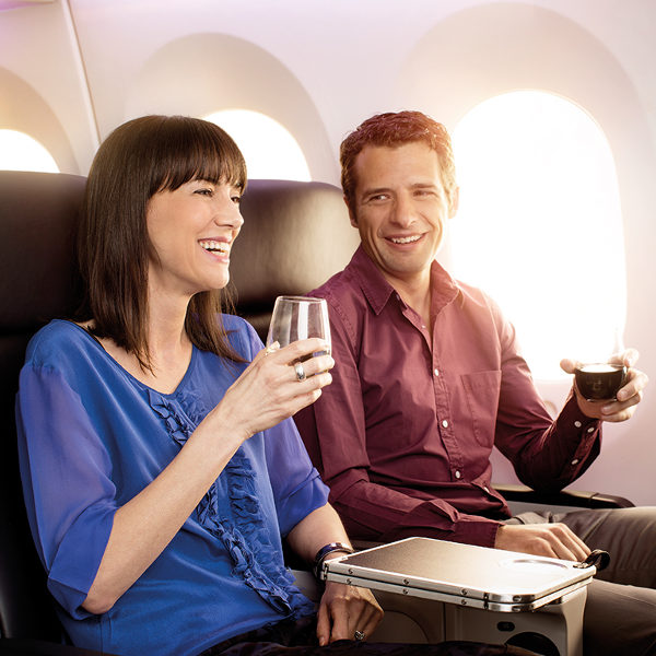 Air new zealand loyalty