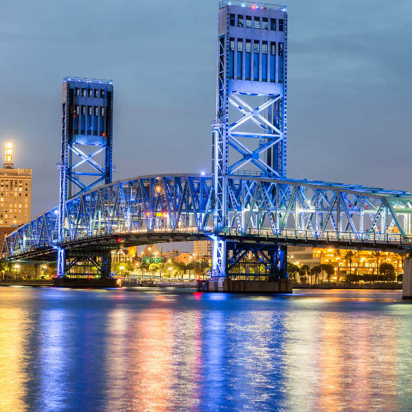 Main Street Bridge Jacksonville