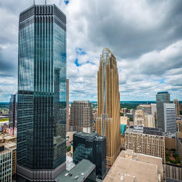 Architecture in Minneapolis
