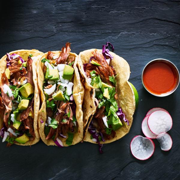 taco avo meat