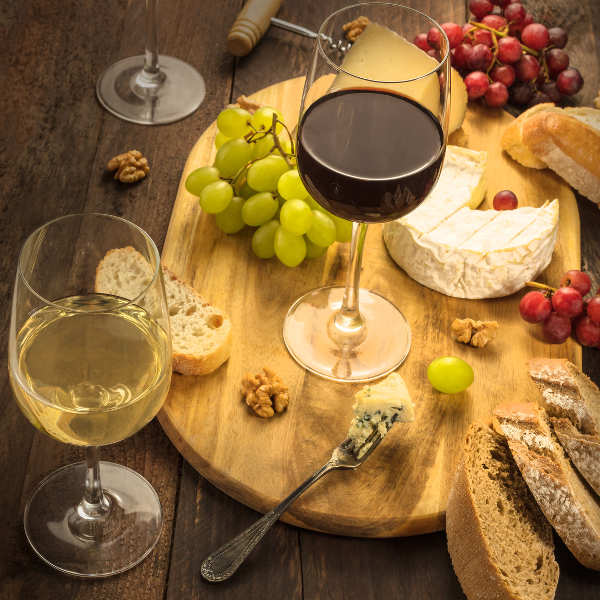 classic wines and cuisine