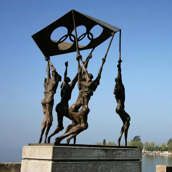 statue olympics
