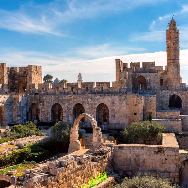 israel city of jerusalem