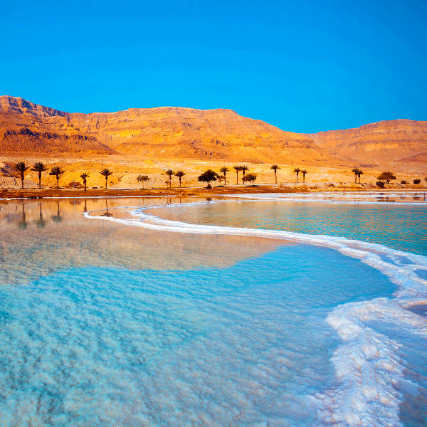 israel the dead sea
