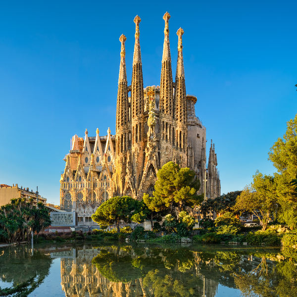 Spain Architecure