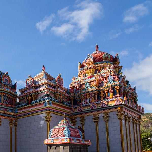 Kalaisson Temple Mauritius