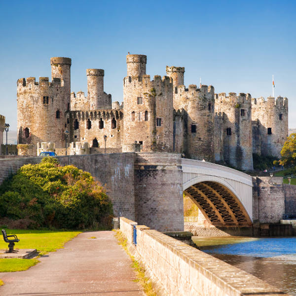 Conwy Castle United Kingdom