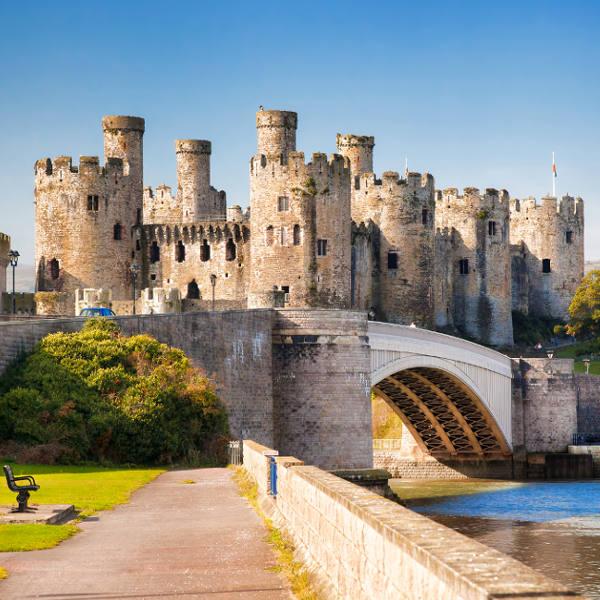 Conwy Castle United Kingdom
