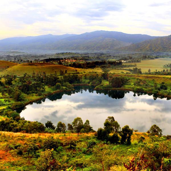 uganda glorious scenery