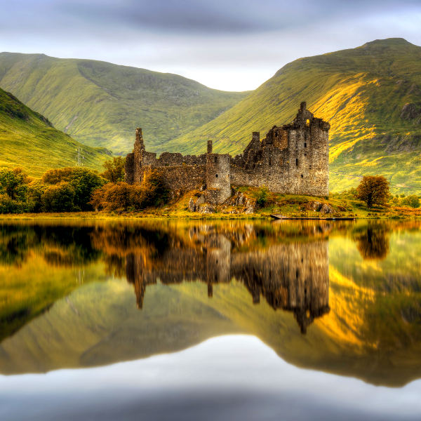 scotland ancient castles