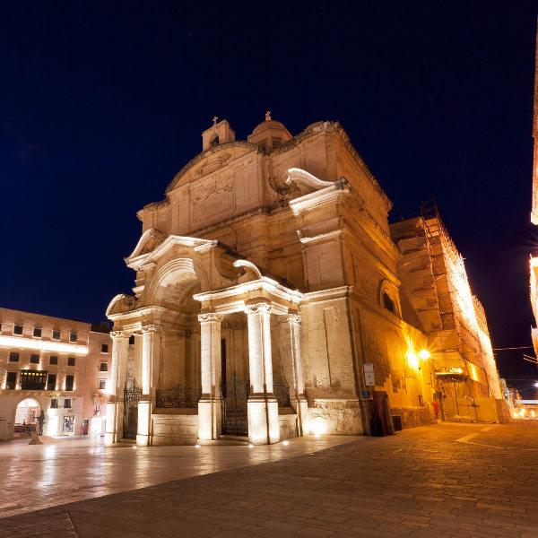 Malta Historic Architecture