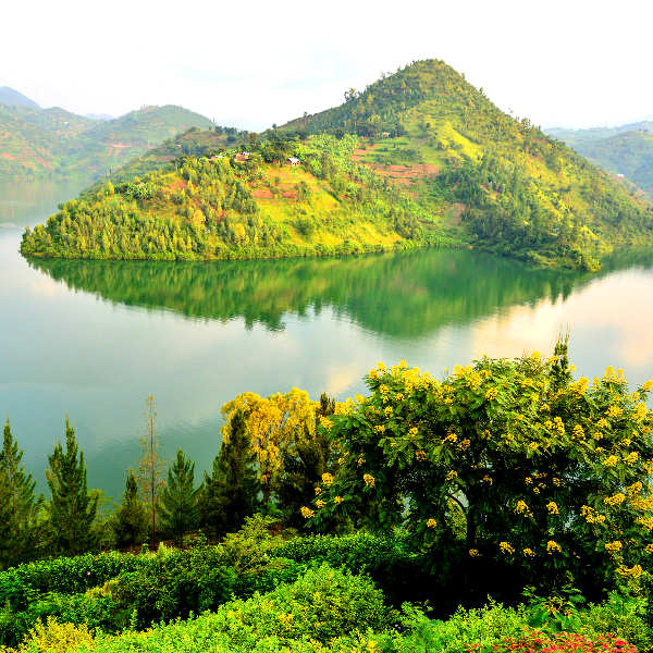 rwanda beautiful landscapes