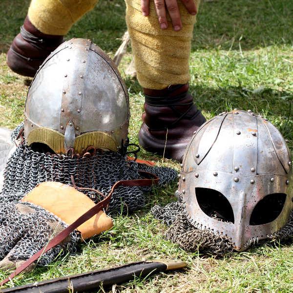 viking armour