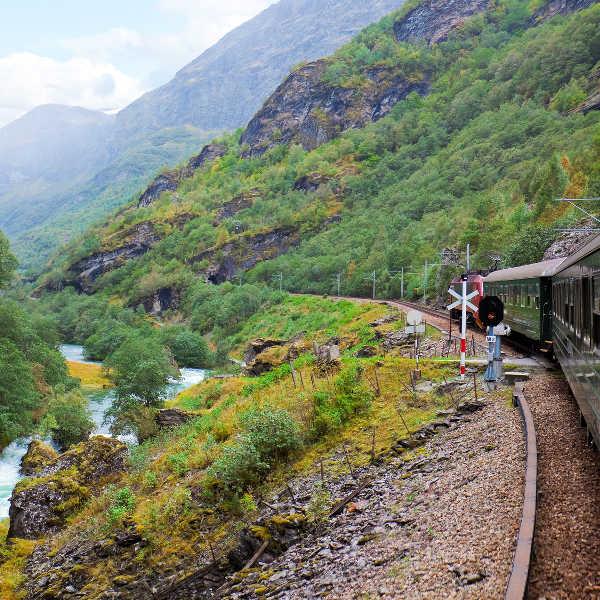 railway mountain
