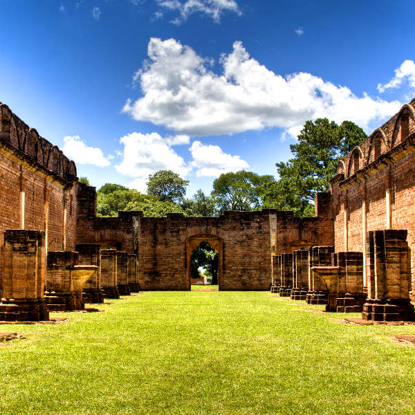 paraguay ancient attractions