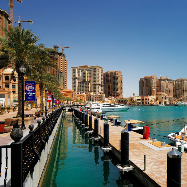 Qatar City Life