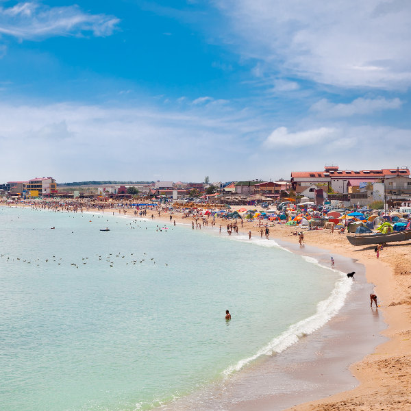 Romania Beach