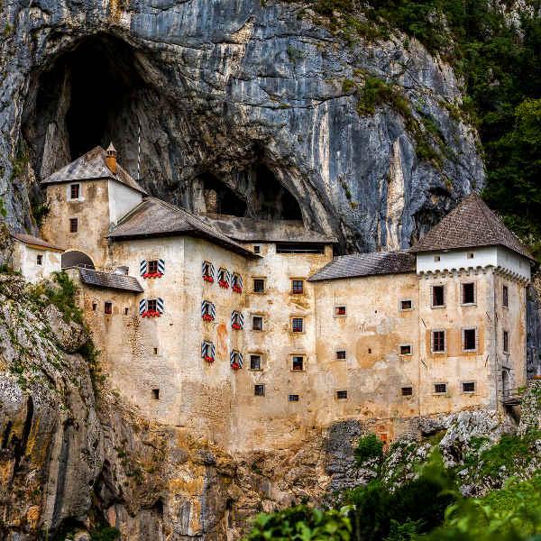 slovenia underground caves