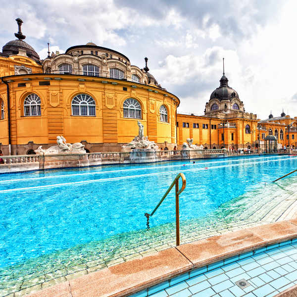 hungary thermal baths