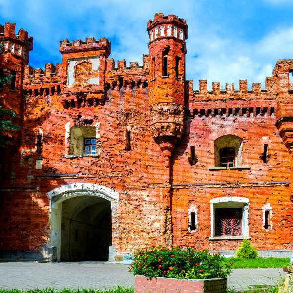 belarus old castles