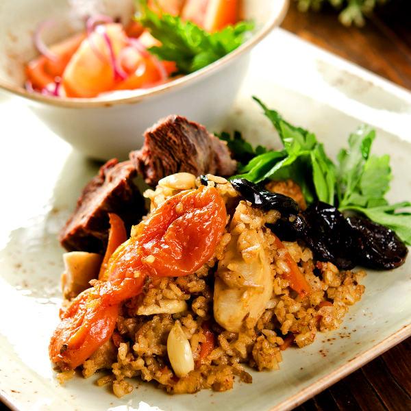 azerbaijan unique cuisine