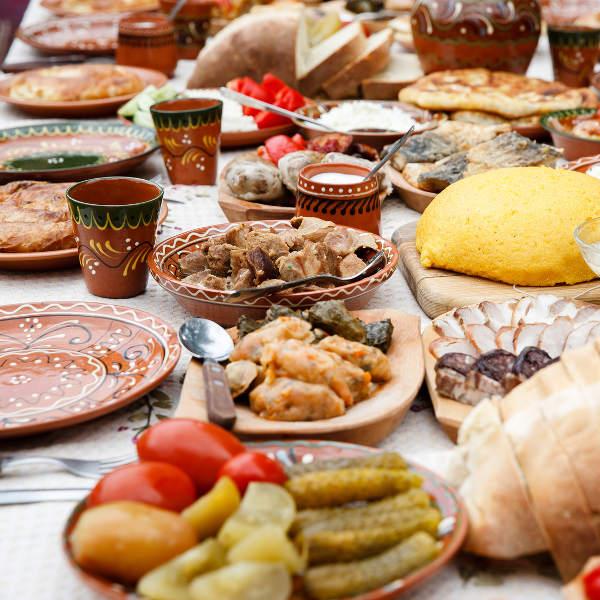 moldova food
