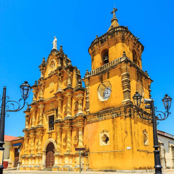 Nicaragua Architecture