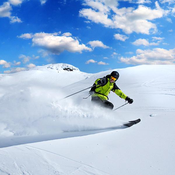 kazakhstan skiing