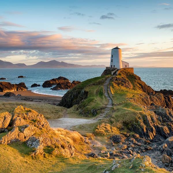 Scenery in Wales