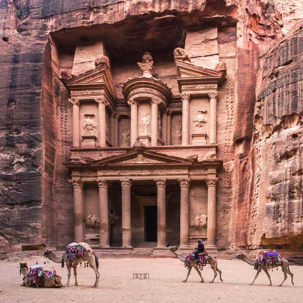 Jordan Historic Locations