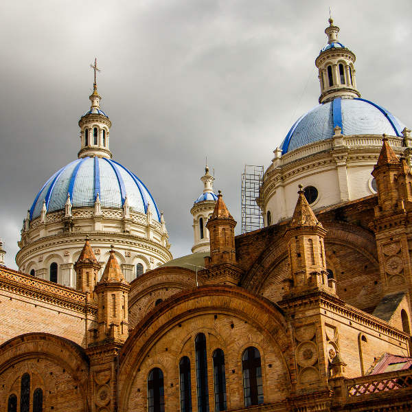 Ecuador Historic Architecture
