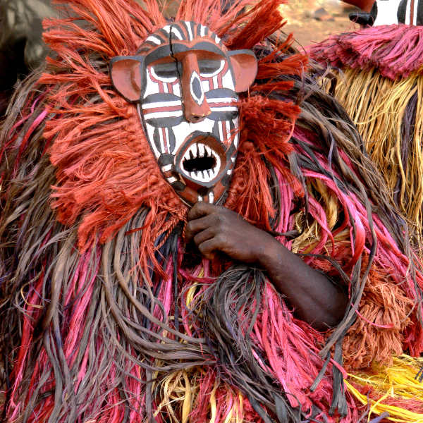 Burkina Faso Art