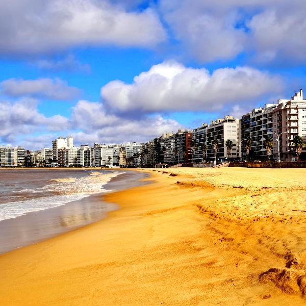 uruguay amazing beaches