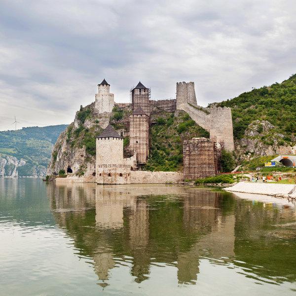 Serbia Architecture