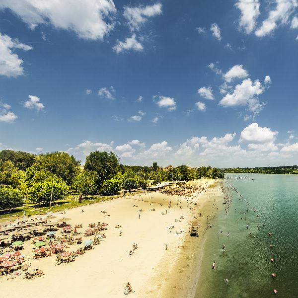Serbia Beach