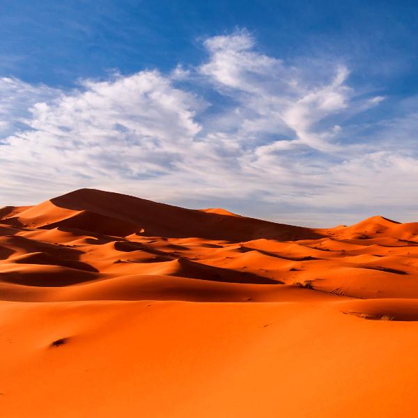 mauritania desert landscapes