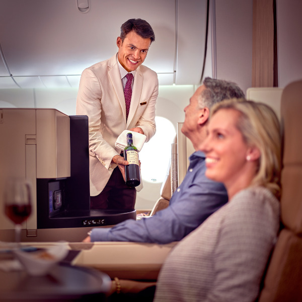 Benefits etihad