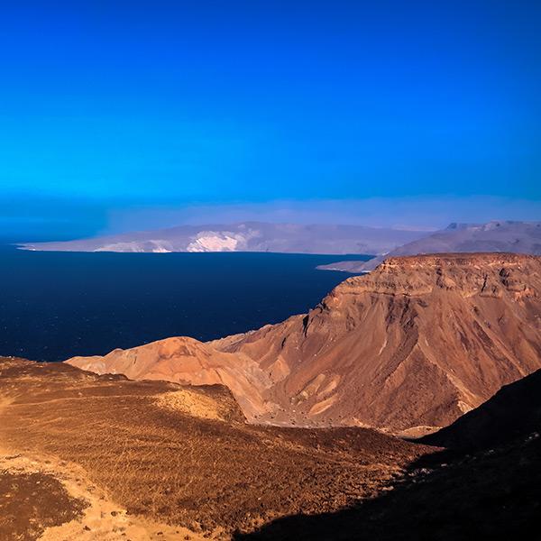 Djibouti Landscape