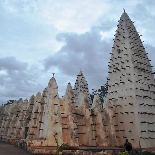 Burkina Faso Architecture
