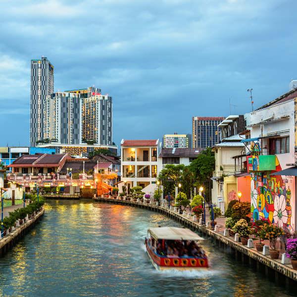 Melaka Scenery