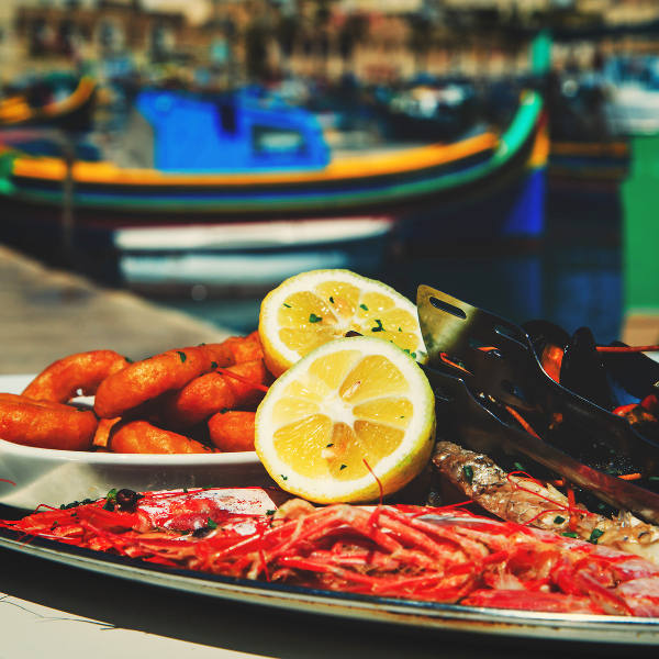valletta mediterranean delicacies