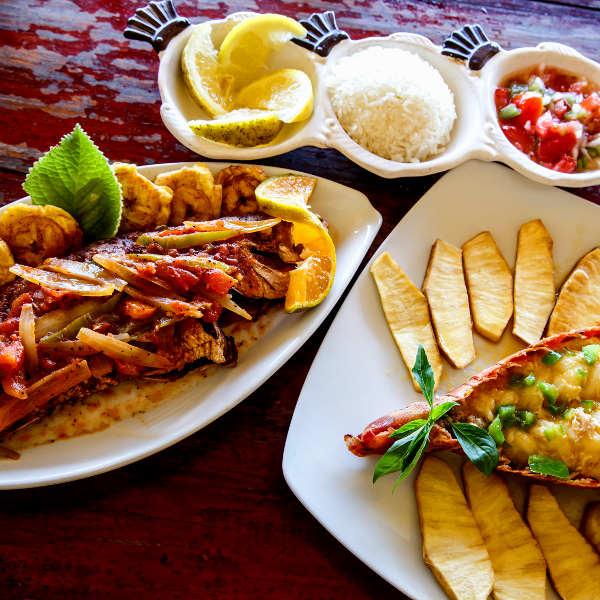 corn island tropical delicacies