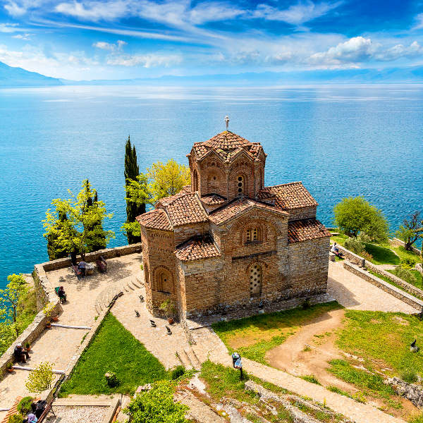 ohrid ancient churches
